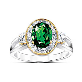 Earthly Beauty Ring
