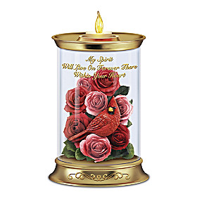 Forever With You Candleholder