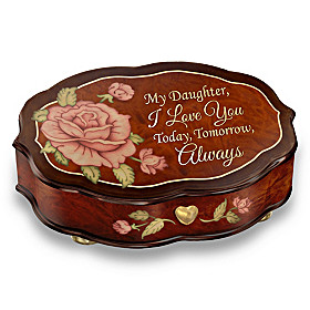 Daughter, Love You Always Music Box