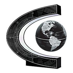 Levitating Globe Sculpture