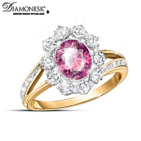 Pink Majesty Ring