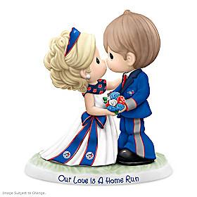 Toronto Blue Jays Our Love Is A Home Run Figurine