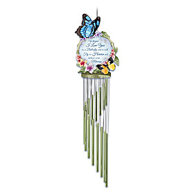 Messenger To Heaven Wind Chime