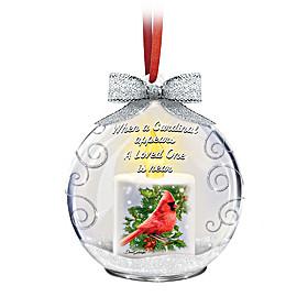 Heaven's Messenger Ornament