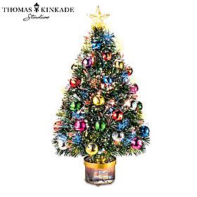 Thomas Kinkade Wonderlight Christmas Tree