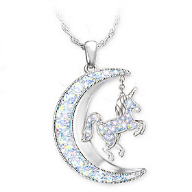 Believe In Magic Pendant Necklace