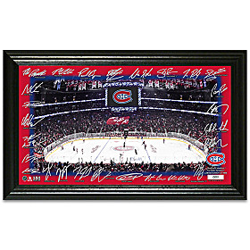 Montreal Canadiens® Rink Wall Decor