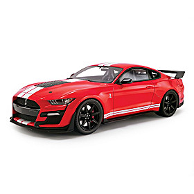 1:18-Scale 2020 Ford Shelby GT500 Sculpture