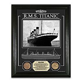 The RMS Titanic Wall Decor