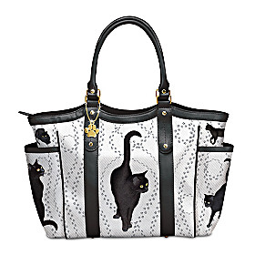 On Quiet Paws Tote Bag
