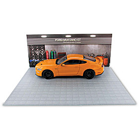 1:18-Scale 2019 Ford Mustang GT Diecast Car