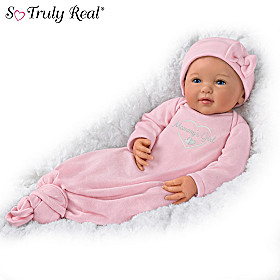 Mommy's Girl Baby Doll