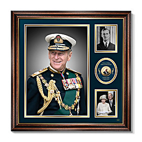 His Royal Highness, Prince Philip Wall Decor