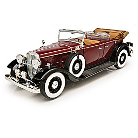 1:18-Scale 1932 Ford Lincoln KB Diecast Car