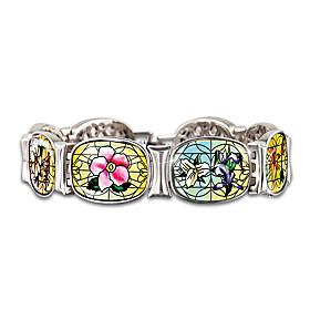 Canadian Provincial Flowers Bracelet