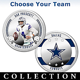 NFL Proof Coin Collection
