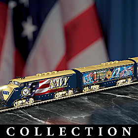 U.S. Navy Express Train Collection