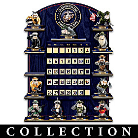 USMC Perpetual Calendar