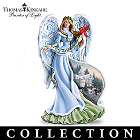 Thomas Kinkade Gifts Of Christmas Figurine Collection
