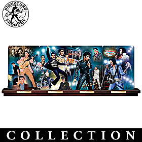 Legend Of The King: Elvis Presley Collector Plate Collection