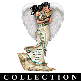 Spirit Of Eternal Love Sculpture Collection
