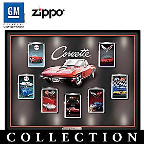 Corvette® Zippo® Lighter Collection