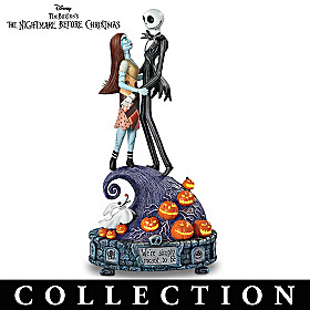 The Nightmare Before Christmas Figurine Collection