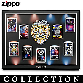 To Protect And Serve Zippo® Lighter Collection