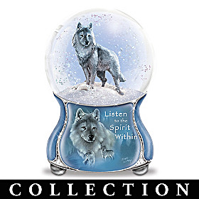 Spirits Within Glitter Globe Collection