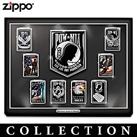 Honoring America's Heroes Zippo® Lighter Collection