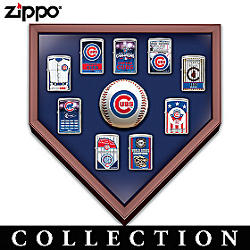 Chicago Cubs™ Zippo® Lighter Collection