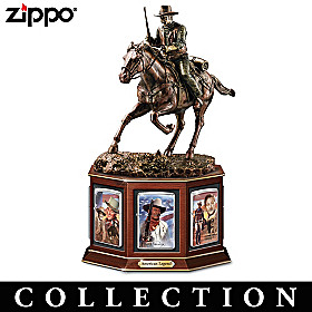 John Wayne American Legend Zippo® Lighter Collection
