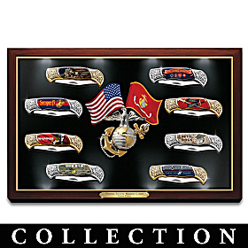 USMC: Semper Fi Knife Collection