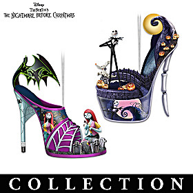 Delightfully Frightful Ornament Collection