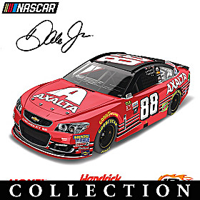 Dale Earnhardt Jr. 2017 #88 Axalta Diecast Car Collection