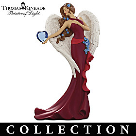 Thomas Kinkade Heartfelt Promises Figurine Collection
