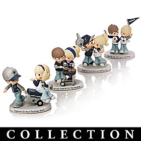 Precious Moments Cowboys Pride Figurine Collection
