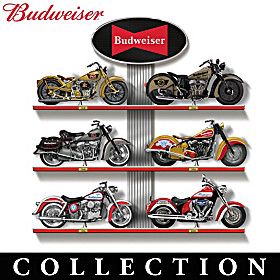 History Of Greatness Budweiser Sculpture Collection
