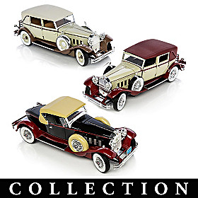 The 1930 Packard Diecast Car Collection