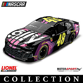 Jimmie Johnson 2019 Diecast Car Collection