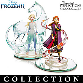 Disney's World Of FROZEN Figurine Collection