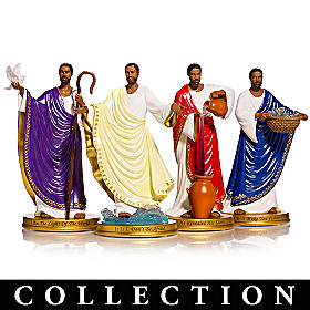 Miracles Of Jesus Figurine Collection