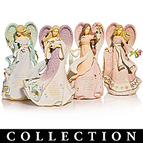 Heavenly Caring Companions Figurine Collection