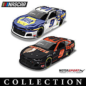Chase Elliott 2020 Paint Scheme Diecast Car Collection