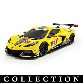 The Corvette Racing Team Sculpture Collection