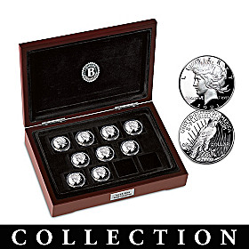 The Complete U.S. Peace Proof Coin Collection