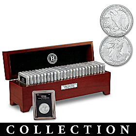 75th Anniversary WWII Years Coin Collection