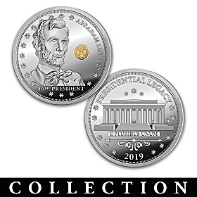 The Abraham Lincoln Legacy Proof Coin Collection