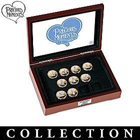 Precious Moments Coin Collection