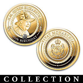 Her Majesty Queen Elizabeth II Life & Legacy Coin Collection